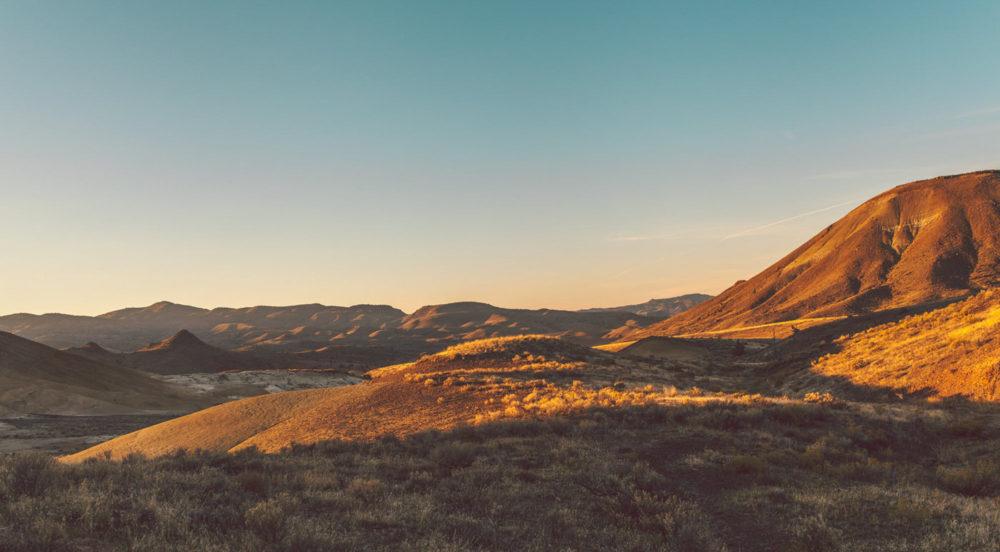 The Painted Hills Oregon Desert Mako Miyamoto Photography