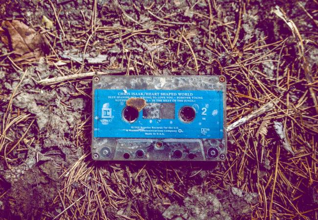 Heart Shaped World by Mako Miyamoto Travel and Lifestyle Photography cassette chris isaak