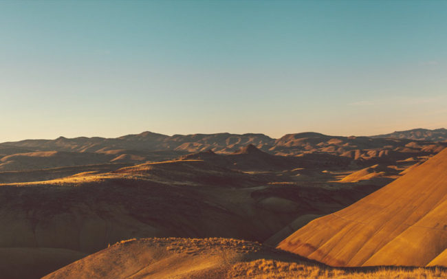 The Painted Hills Oregon Desert Mako Miyamoto Photography