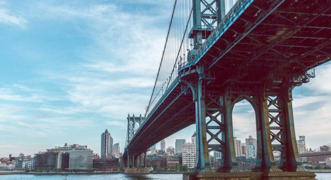 Bridge by Mako Miyamoto city photography New Jersey New York