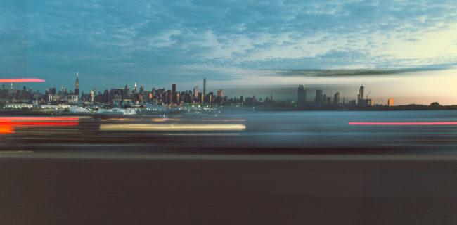 Work by Mako Miyamoto city photography new york speed